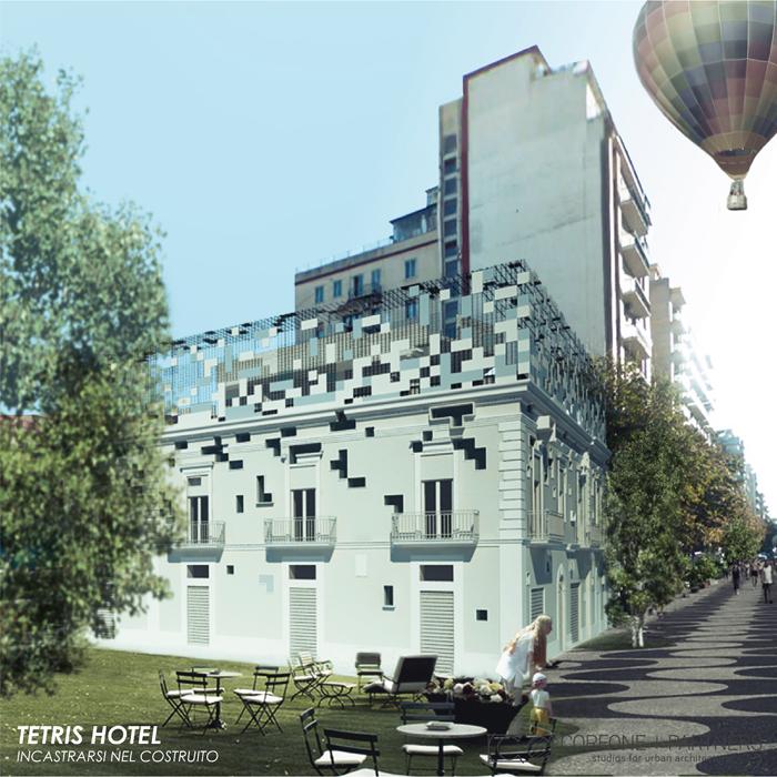 Tetris Hotel 07