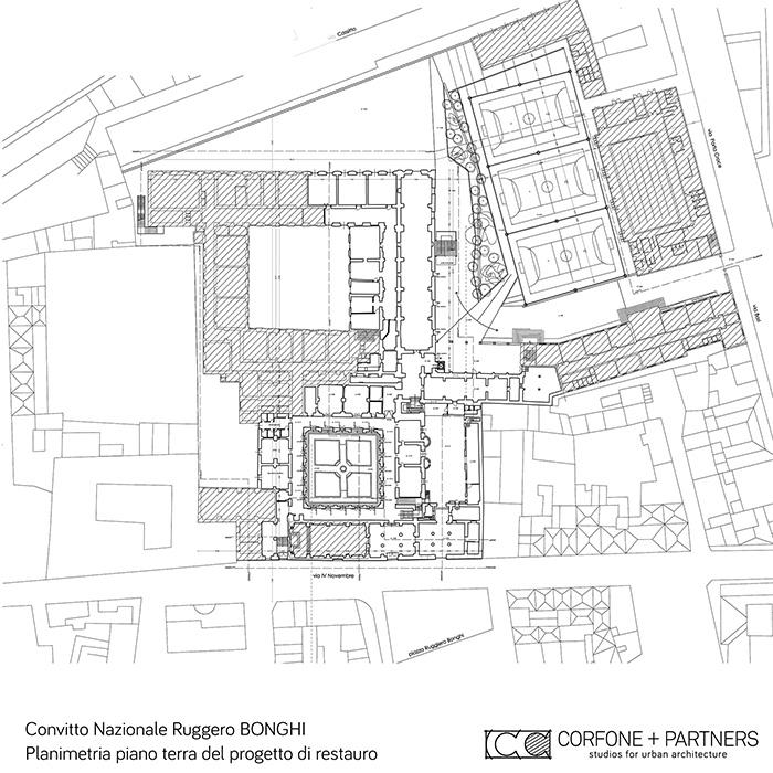 restauro e riqualificazione Convitto Bonghi 03