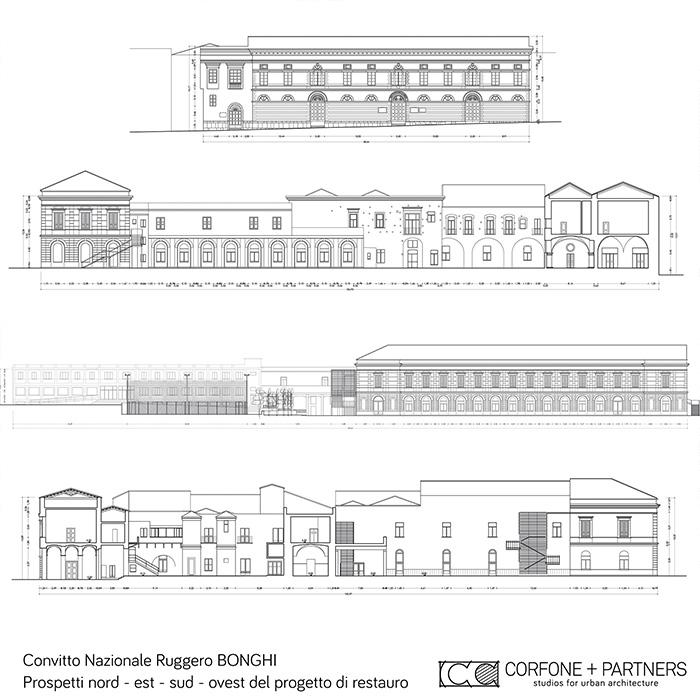 restauro e riqualificazione Convitto Bonghi 05