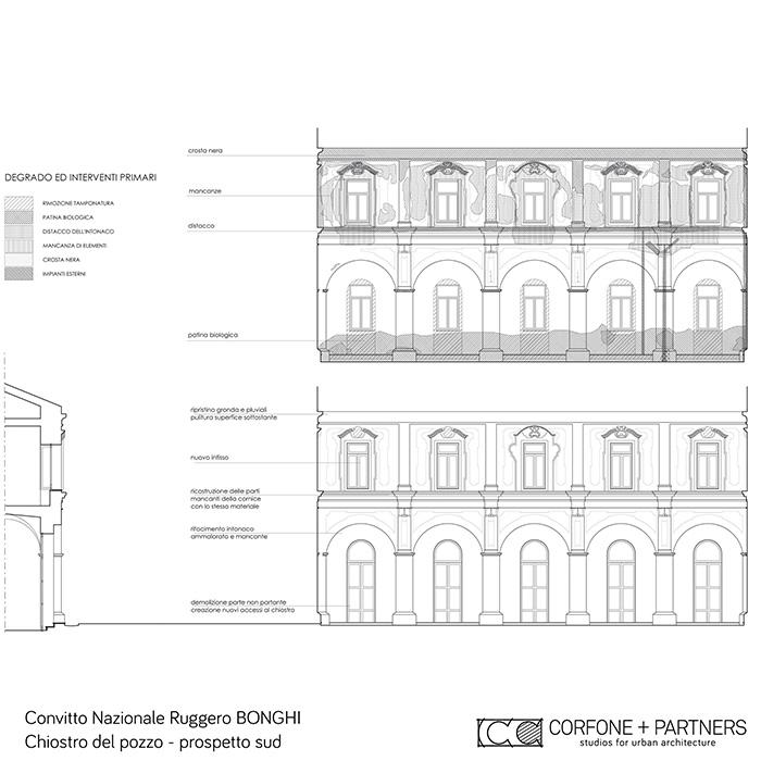 restauro e riqualificazione Convitto Bonghi 09