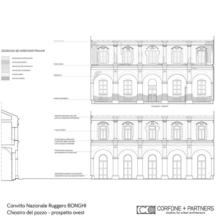 restauro e riqualificazione Convitto Bonghi 10