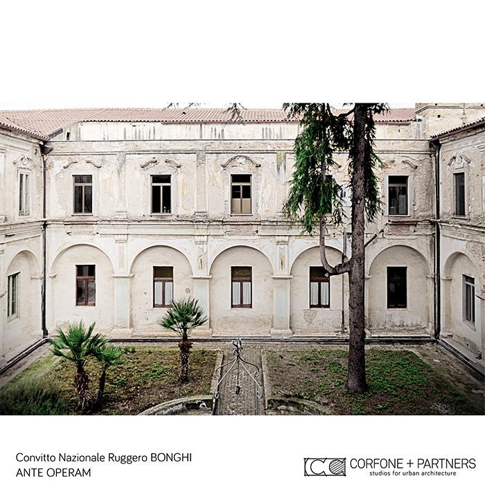 restauro e riqualificazione Convitto Bonghi 11