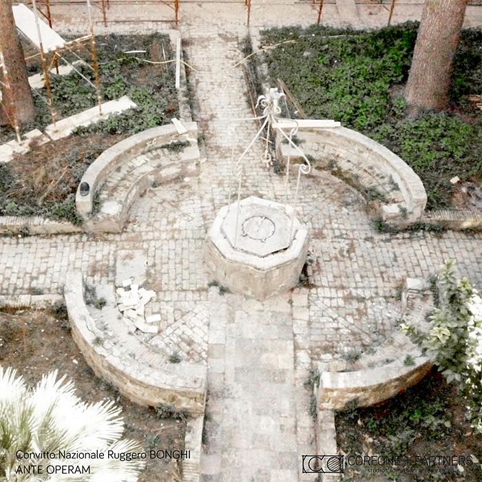 restauro e riqualificazione Convitto Bonghi 13