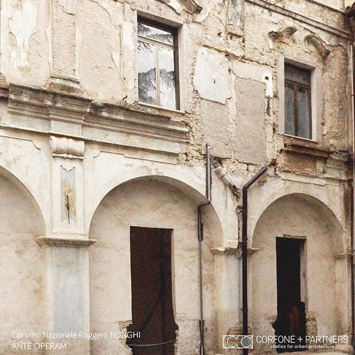 restauro e riqualificazione Convitto Bonghi 14