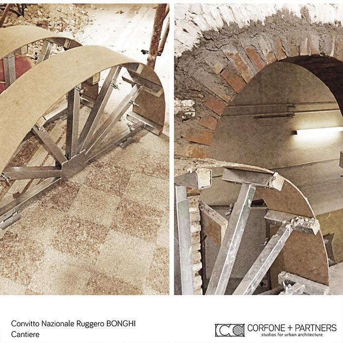 restauro e riqualificazione Convitto Bonghi 15