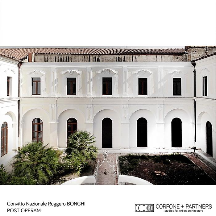 restauro e riqualificazione Convitto Bonghi 17