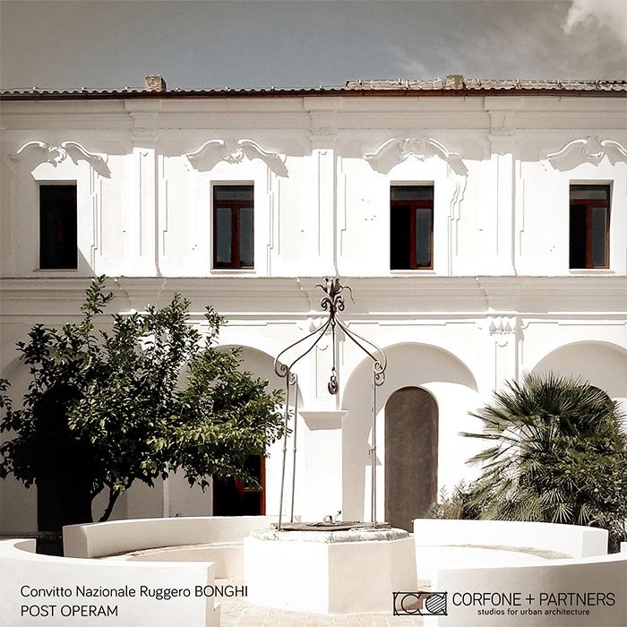 restauro e riqualificazione Convitto Bonghi 18