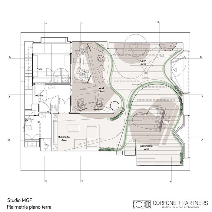 Progetto di architettura STUDIO MGF 19