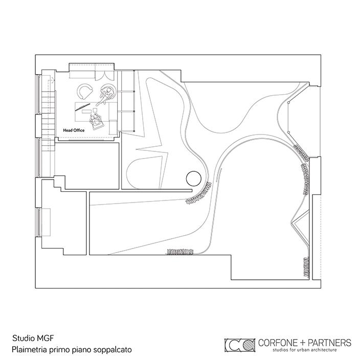 Progetto di architettura STUDIO MGF 20