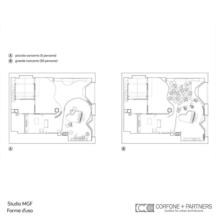 Progetto di architettura STUDIO MGF 24