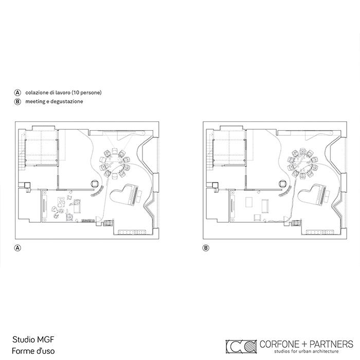 Progetto di architettura STUDIO MGF 26
