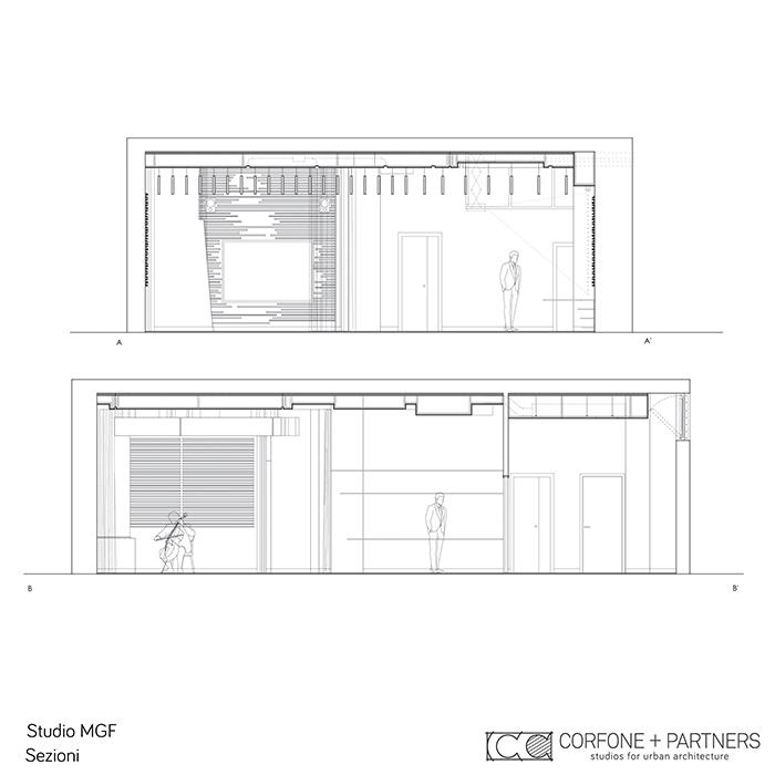Progetto di architettura STUDIO MGF 30