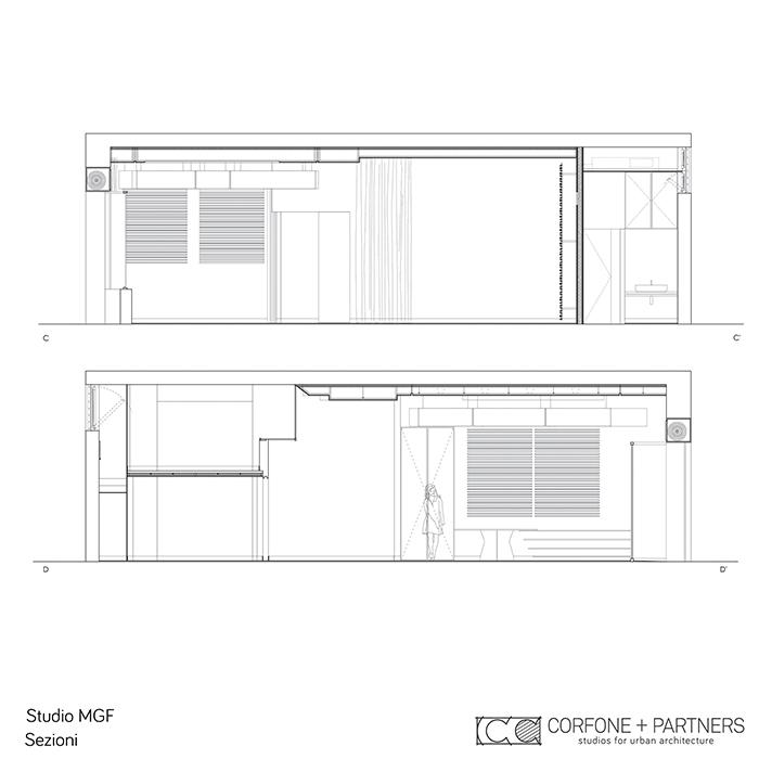 Progetto di architettura STUDIO MGF 31