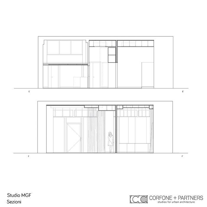 Progetto di architettura STUDIO MGF 32