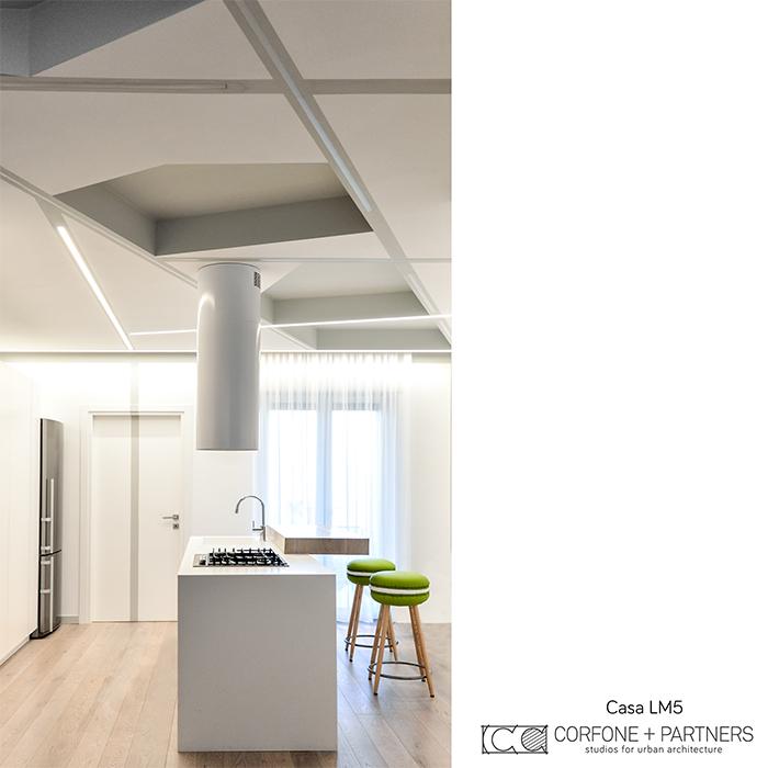 Ristrutturazione e progetto interni Casa LM5 Foto 01
