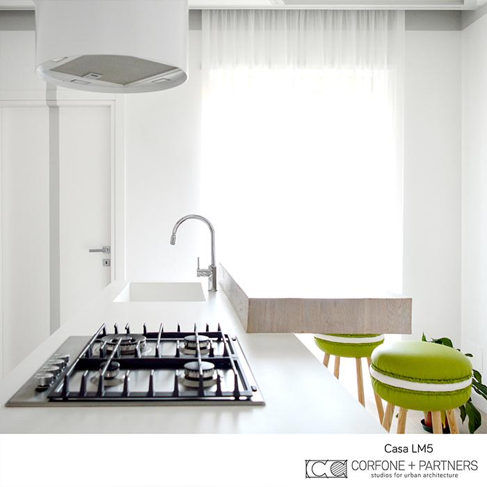 Ristrutturazione e progetto interni Casa LM5 Foto 02