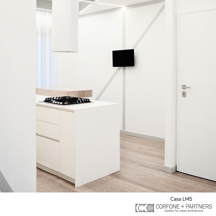 Ristrutturazione e progetto interni Casa LM5 Foto 04