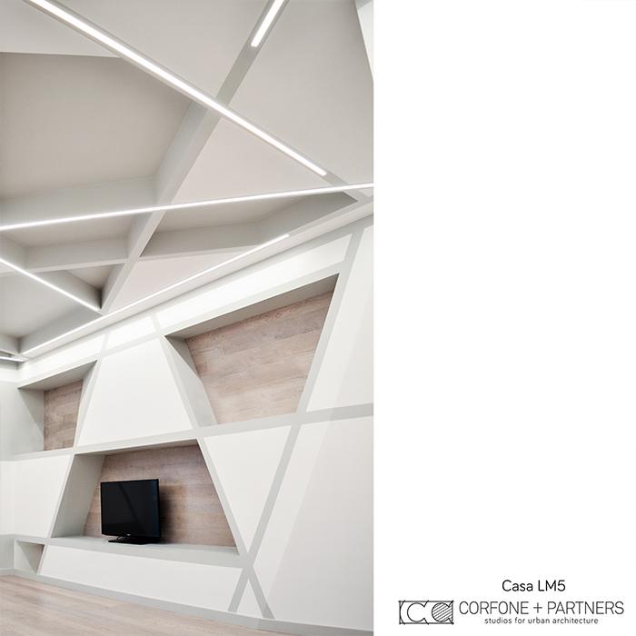 Ristrutturazione e progetto interni Casa LM5 Foto 06