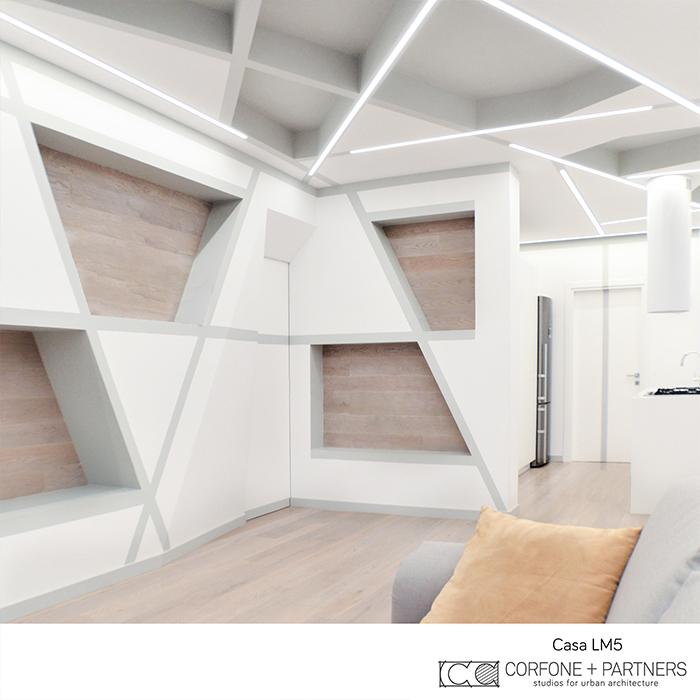 Ristrutturazione e progetto interni Casa LM5 Foto 07