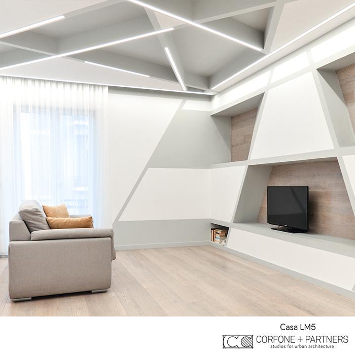 Ristrutturazione e progetto interni Casa LM5 Foto 08