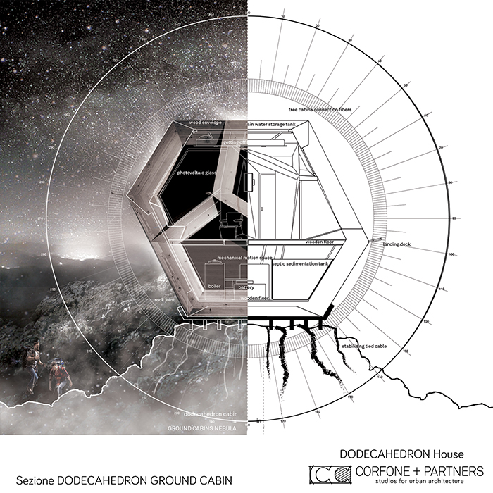 Dodecahedron house 03