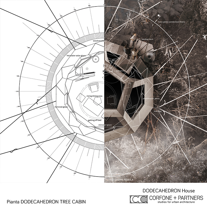 Dodecahedron house 04