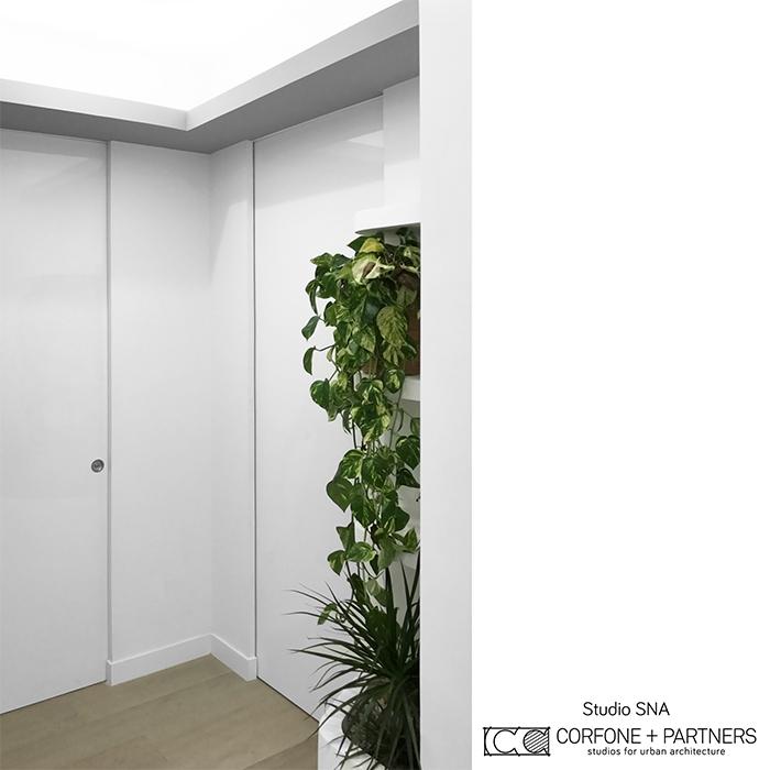 Progetto architettonico Studio SNA real 01