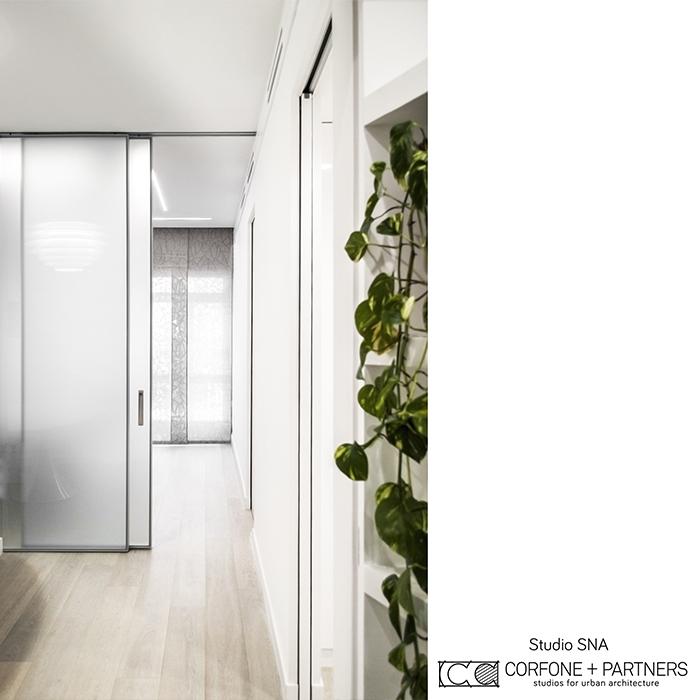 Progetto architettonico Studio SNA real 02