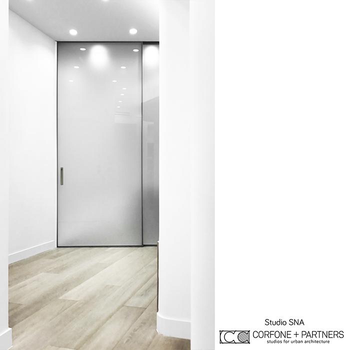 Progetto architettonico Studio SNA real 03