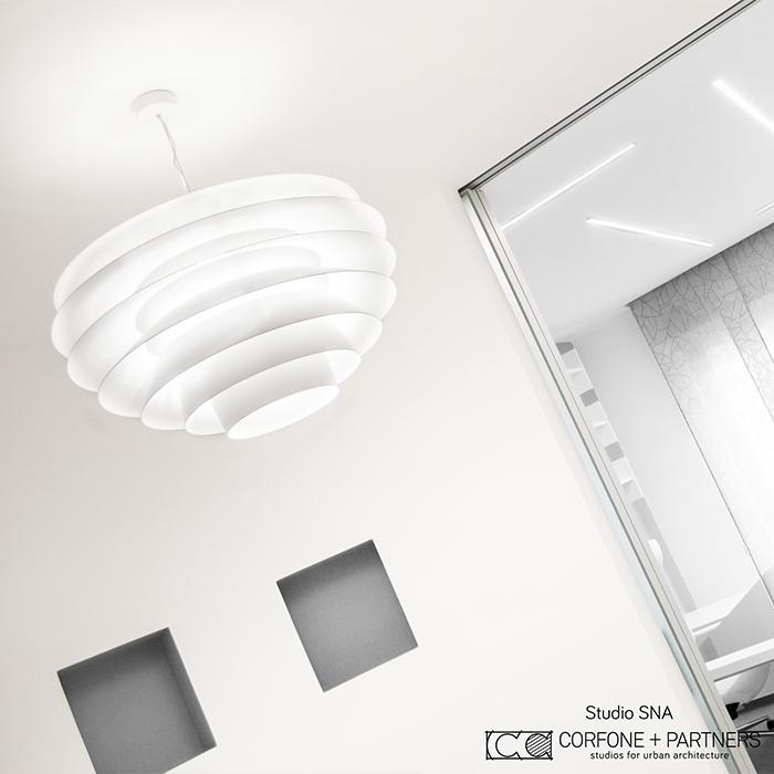Progetto architettonico Studio SNA real 04
