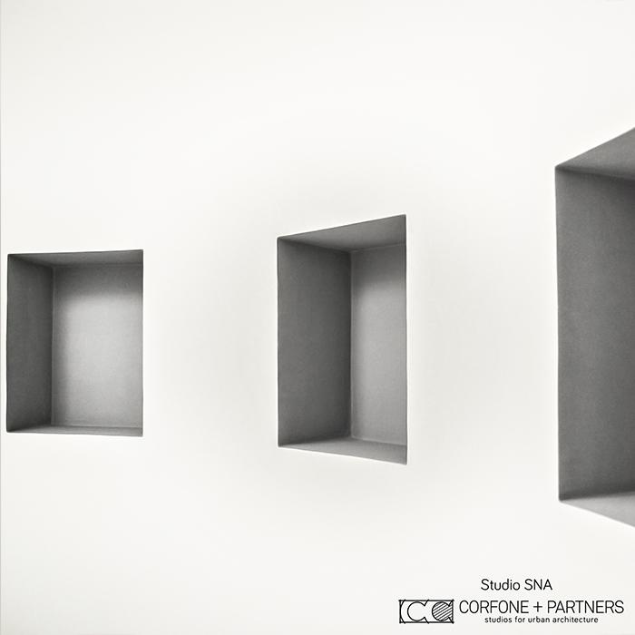 Progetto architettonico Studio SNA real 05