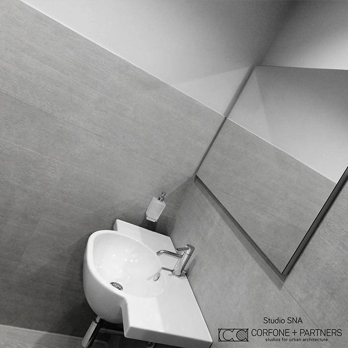 Progetto architettonico Studio SNA real 08