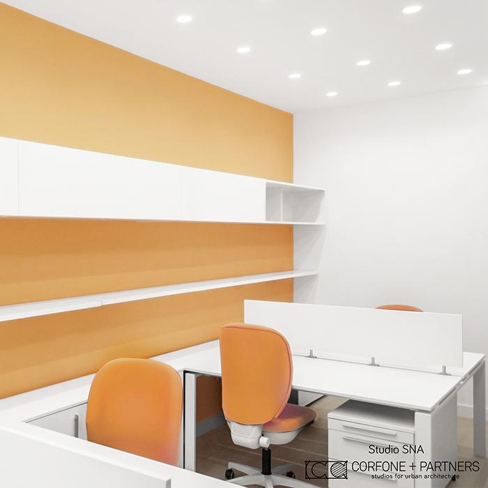 Progetto architettonico Studio SNA real 11
