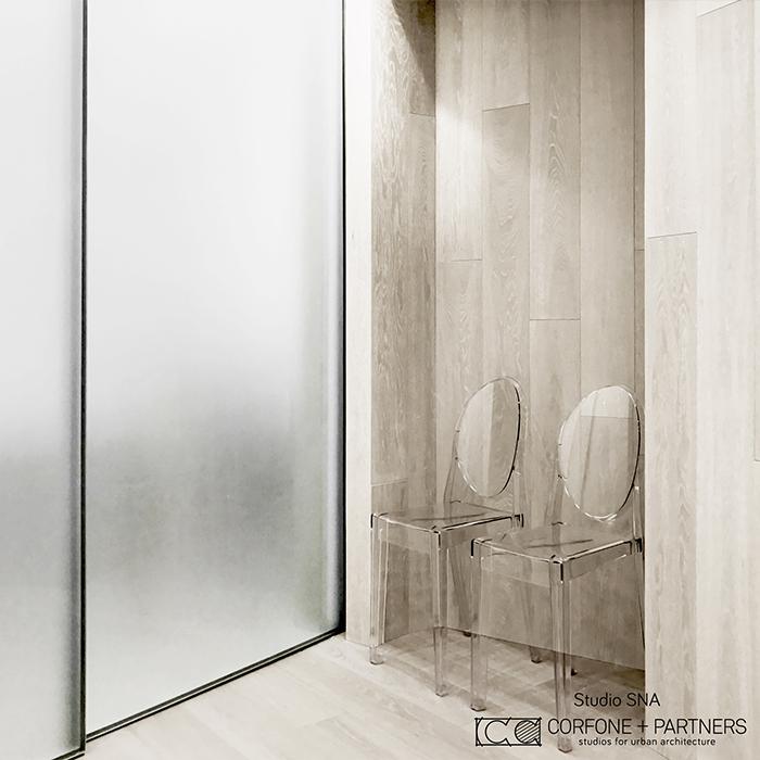 Progetto architettonico Studio SNA real 13