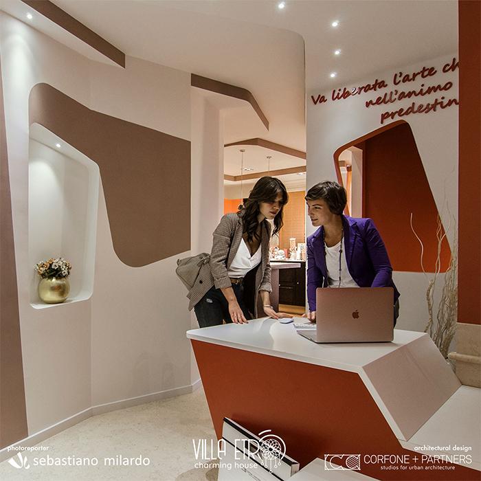 Restyling Bed & Breakfast Villa Etrò 03
