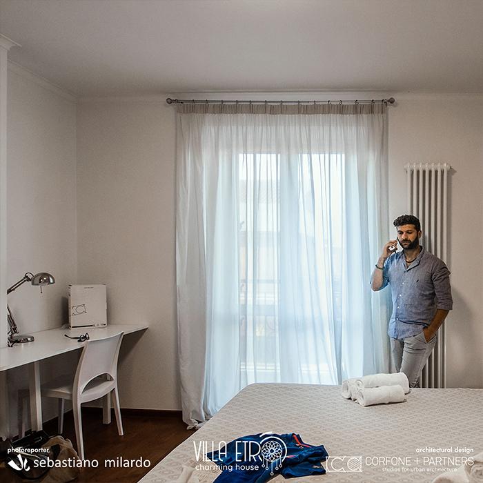 Restyling Bed & Breakfast Villa Etrò 15