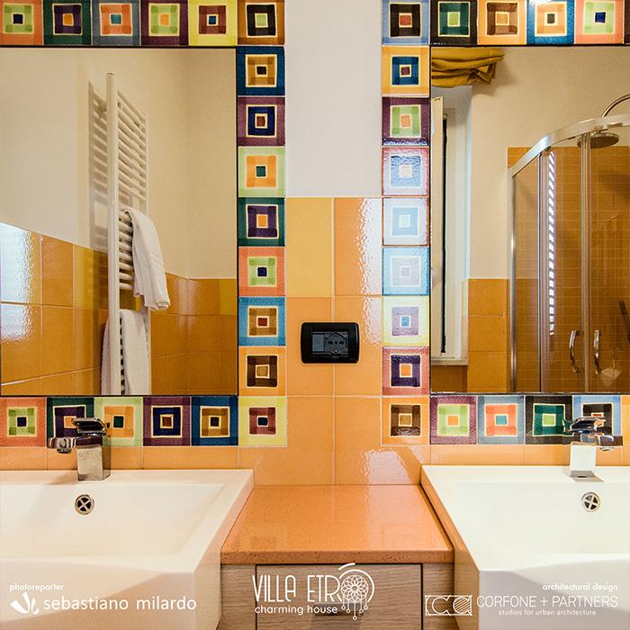Restyling Bed & Breakfast Villa Etrò 22