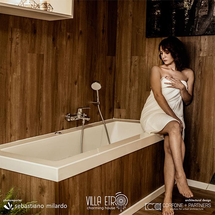 Restyling Bed & Breakfast Villa Etrò 28