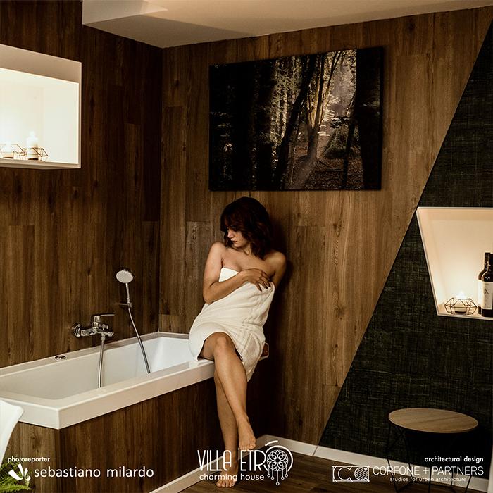 Restyling Bed & Breakfast Villa Etrò 33