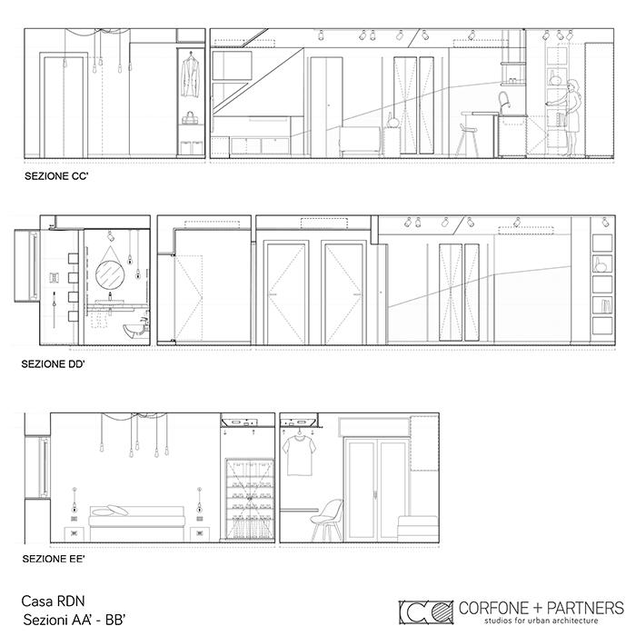 Progetto allestimento Casa RDN 03