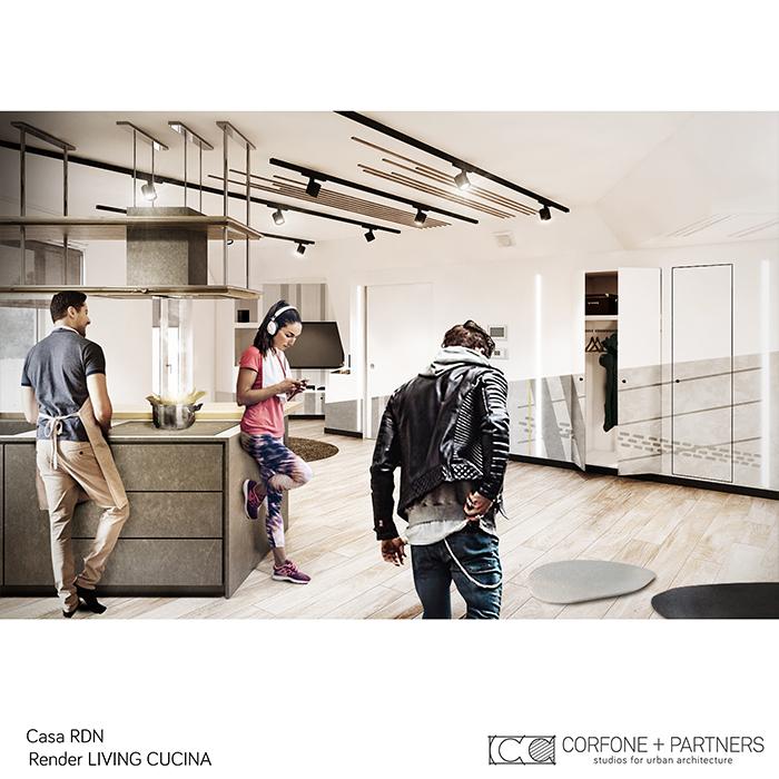 Progetto allestimento Casa RDN 06
