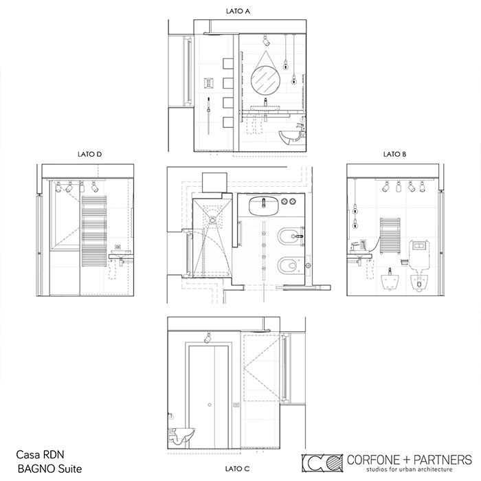 Progetto allestimento Casa RDN 08