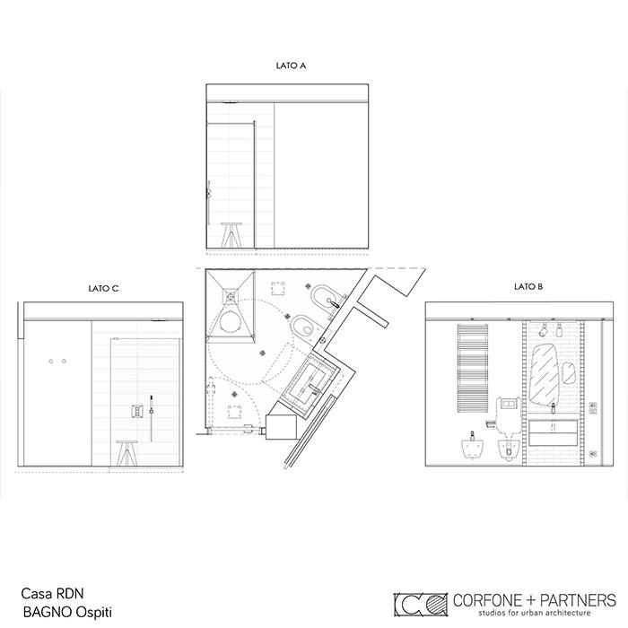 Progetto allestimento Casa RDN 11