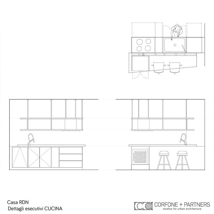 Progetto allestimento Casa RDN 14