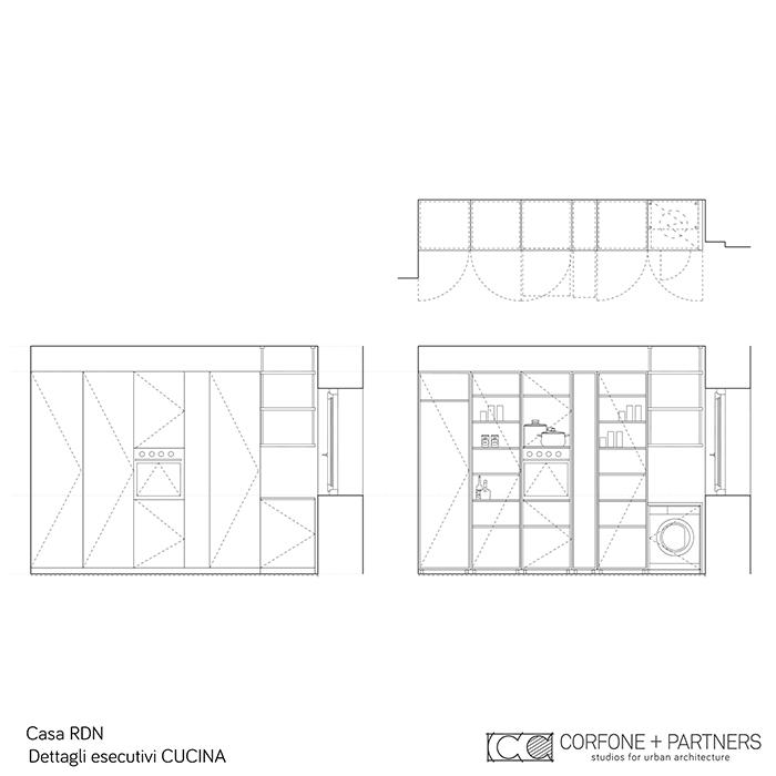 Progetto allestimento Casa RDN 15