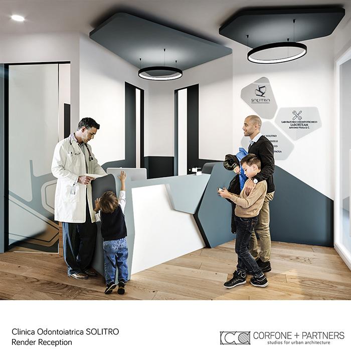 Progetto Clinica Odontoiatrica Vieste 09