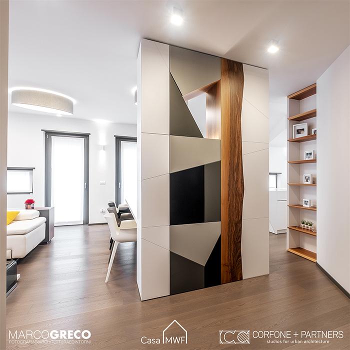 progettazione nuova costruzione Milano Casa MWF 01