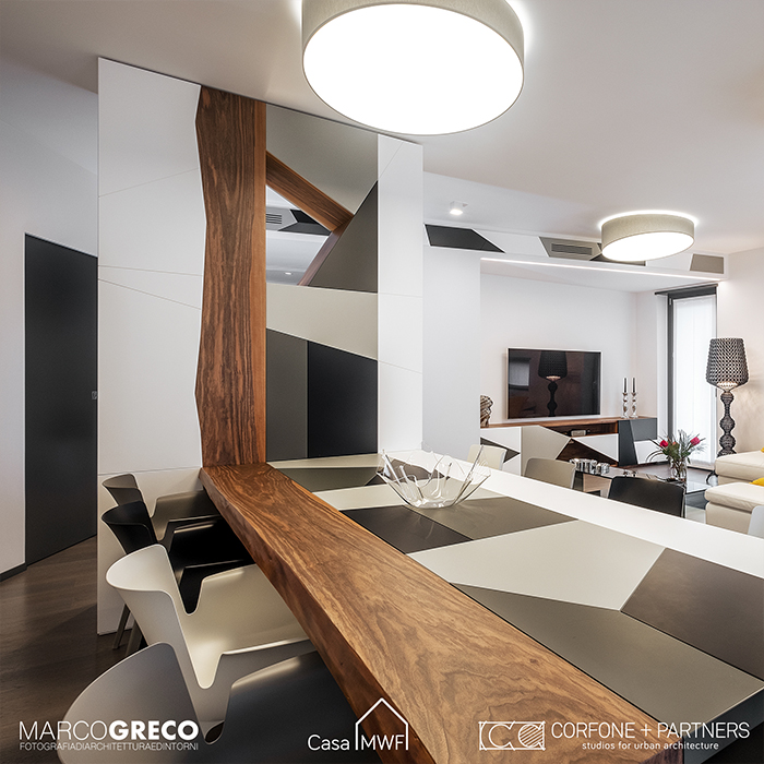 progettazione nuova costruzione Milano Casa MWF 02