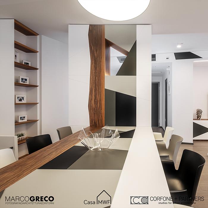 progettazione nuova costruzione Milano Casa MWF 03