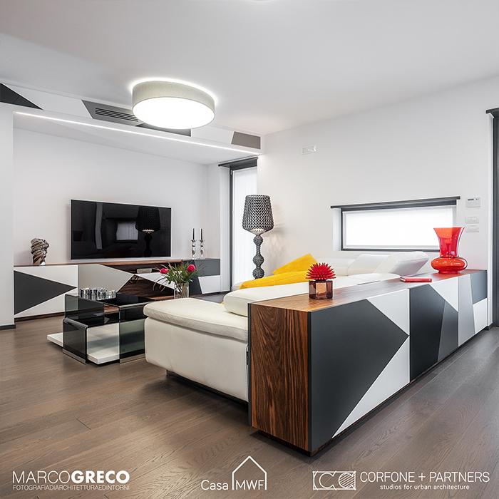 progettazione nuova costruzione Milano Casa MWF 04